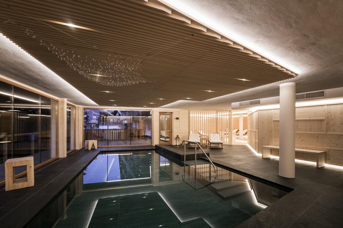 Nuova Serpentino DItalia - Hotel and spa rosa alpina